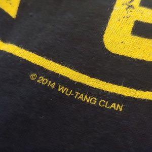 Vintage Shirts - Wu-Tang Clan graphic tee